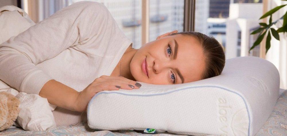 pude mod nakkesmerter