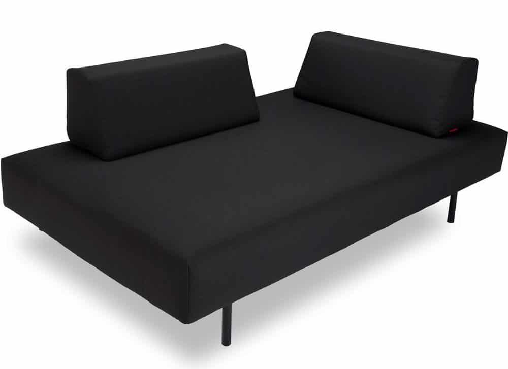 Bruge seng som sofa
