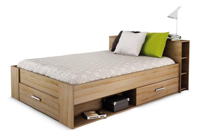 Pocket seng med opbevaring