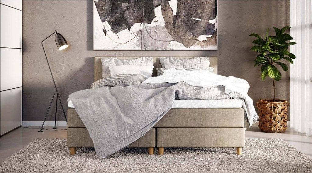 Tromsø king size seng