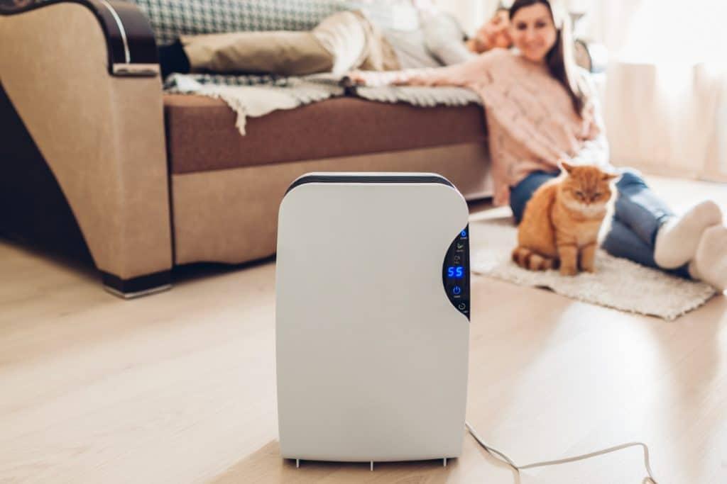 Luftkøler til soveværelse