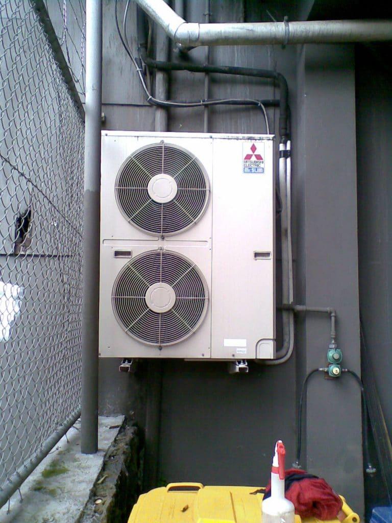 Aircondition til soveværelse