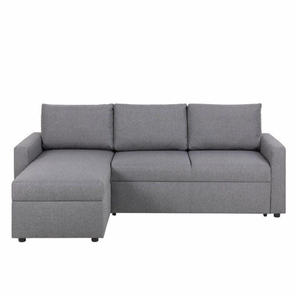 Bryte sovesofa med vendbar chaiselong